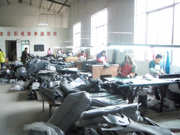 Our Military Boots Factory